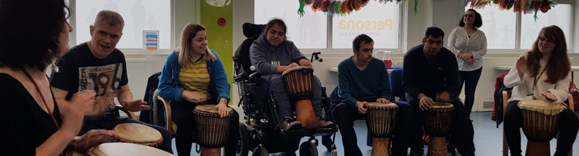 Weekly African Drumming Workshops at Sunnybank