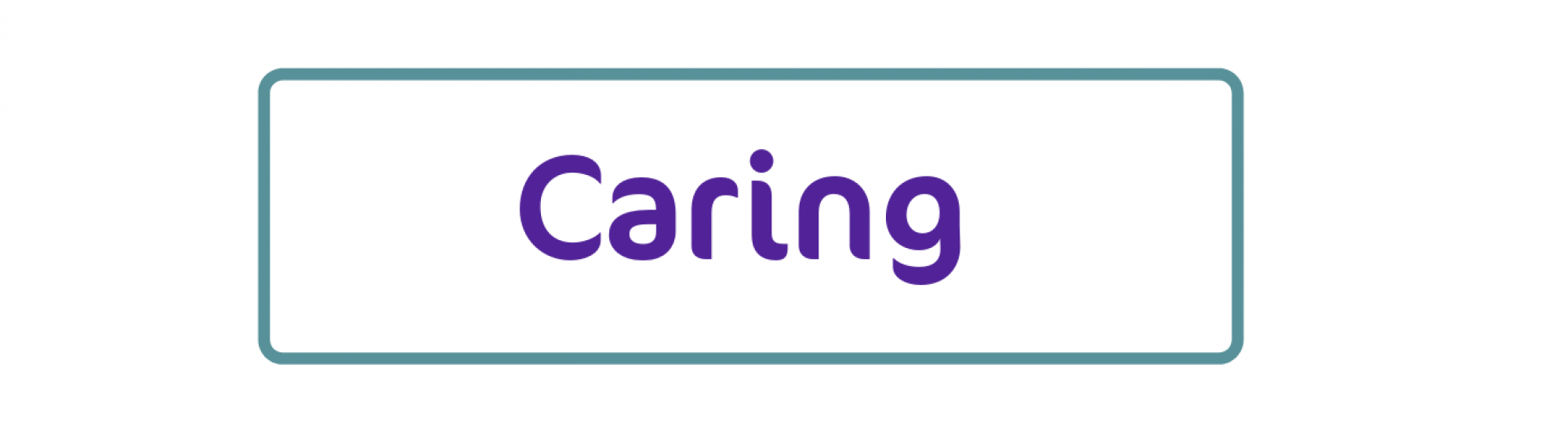 Living the Values - Caring