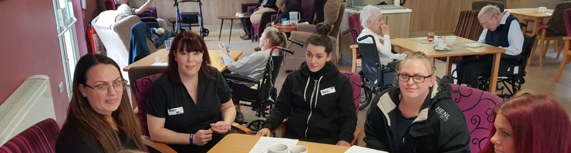 Persona customers help recruit new social care staff