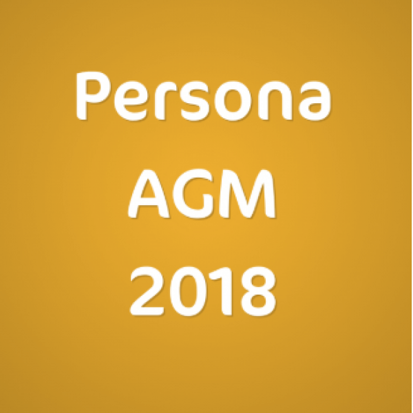 Highlights of the Year - AGM 2018