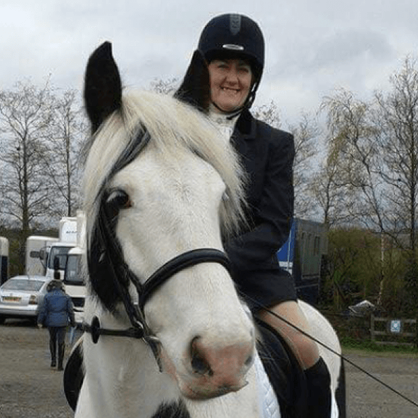 Persona Wellbeing: Horse riding
