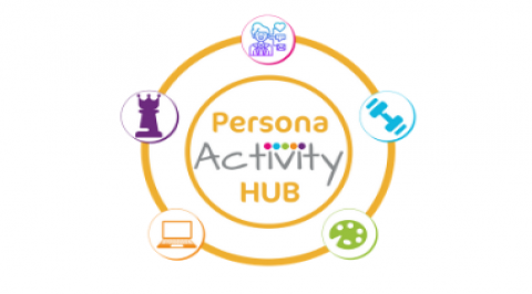 Persona Activity Hub - bringing people together while we're apart